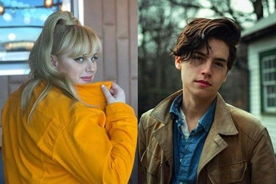 Rebel Wilson and Cole Sprouse