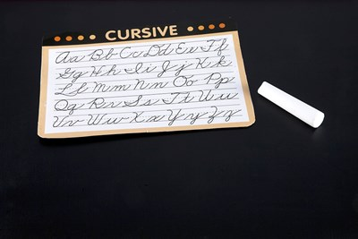 10 Reasons Cursive Should Be Taught in School