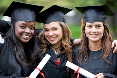 10 States With the Highest High School Graduation Rates