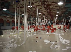 A senior prank goes way too far