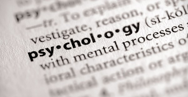 a dictionary entry discussing psychology